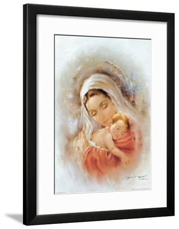 Maria 7--Framed Art Print
