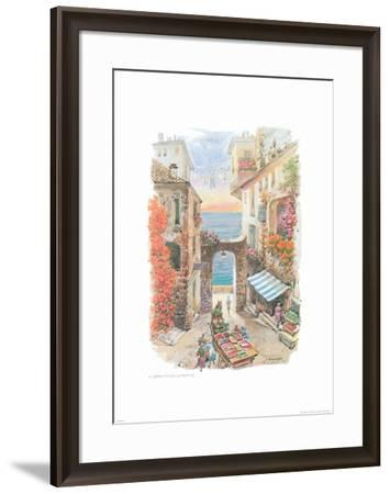 Carugi 11--Framed Art Print