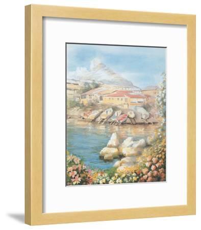 Jany 8--Framed Art Print