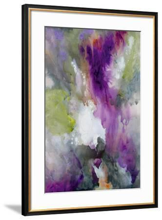Cosmic-Douglas-Framed Art Print