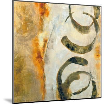 Dune II-Carney-Mounted Art Print