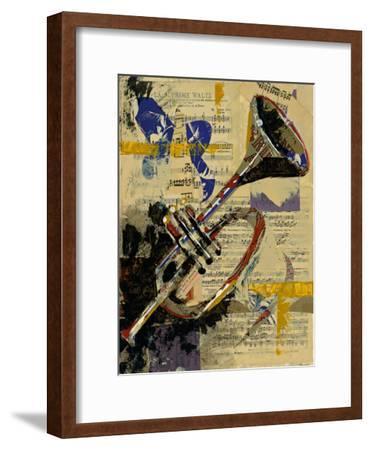 Jolly Gypsies III-Lorello-Framed Art Print