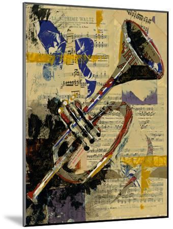 Jolly Gypsies III-Lorello-Mounted Art Print
