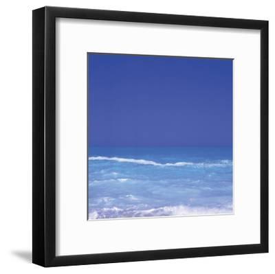 Subtle Seascapes II-Tim White-Framed Art Print