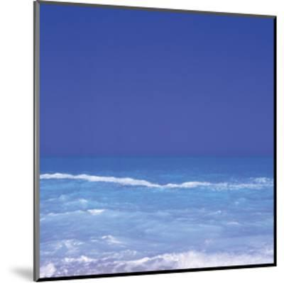 Subtle Seascapes II-Tim White-Mounted Art Print