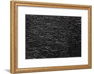 Paint it Black--Framed Poster