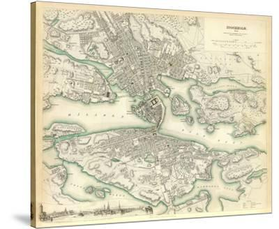 Stockholm, Sweden, c.1838--Stretched Canvas Print
