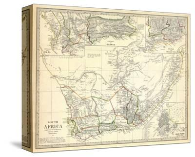 South Africa, c.1834--Stretched Canvas Print