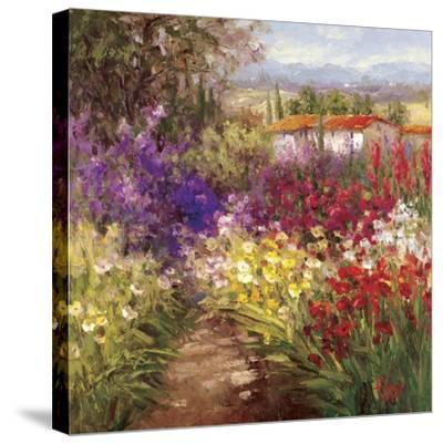 Bienfaisant I-Hulsey-Stretched Canvas Print