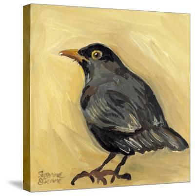 Bird I-Suzanne Etienne-Stretched Canvas Print