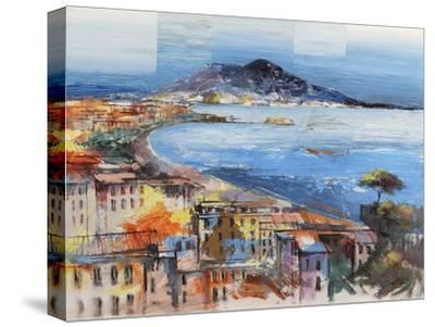 Dolce Napoli-Luigi Florio-Stretched Canvas Print
