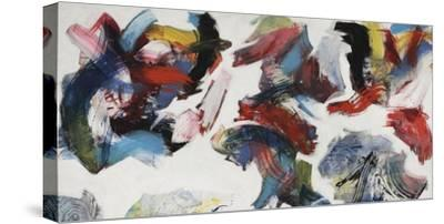 Pensieri in un interno-Nino Mustica-Stretched Canvas Print