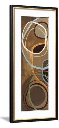 14 Friday Panel IV-Jeni Lee-Framed Art Print