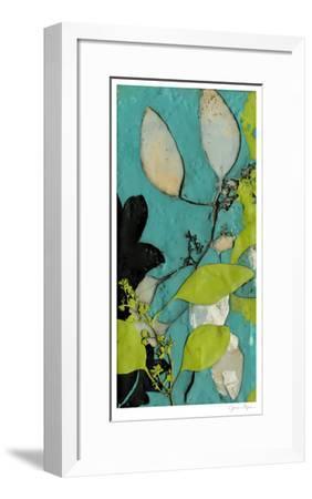 Leaf Extraction I-Jennifer Goldberger-Framed Limited Edition