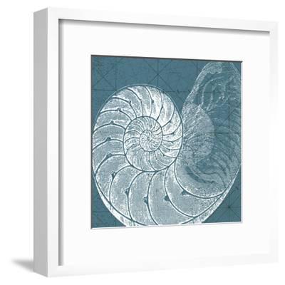 Coastal Menagerie VI--Framed Art Print