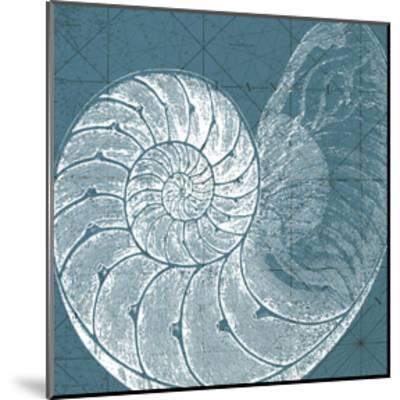 Coastal Menagerie VI--Mounted Art Print