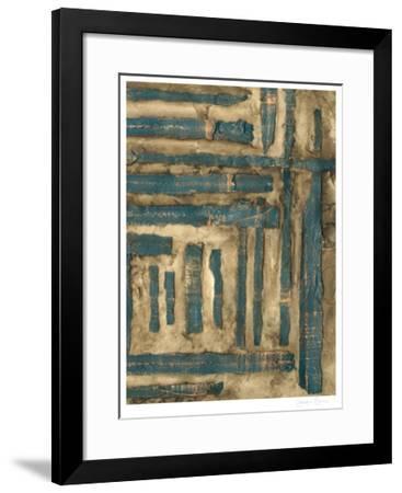 Maze I-Jennifer Goldberger-Framed Limited Edition