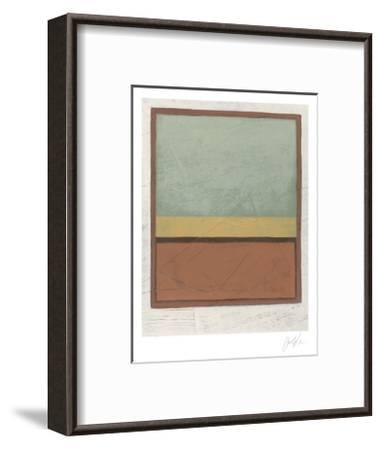 Demitasse V-Erica J^ Vess-Framed Limited Edition