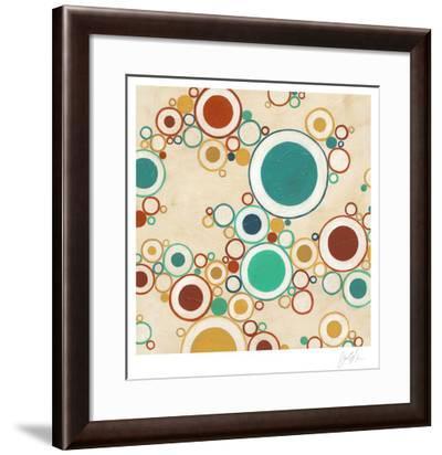 Molecular Landscape I-Erica J^ Vess-Framed Limited Edition