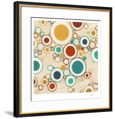 Molecular Landscape II-Erica J^ Vess-Framed Limited Edition