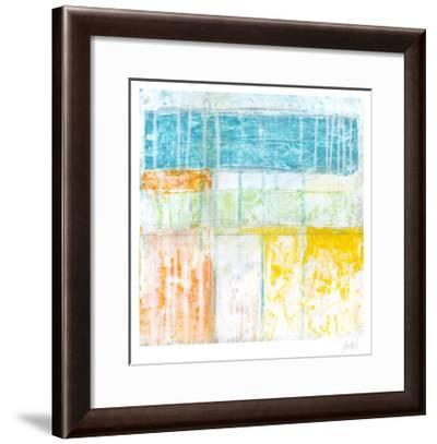 Distant Colors II-Erica J^ Vess-Framed Limited Edition