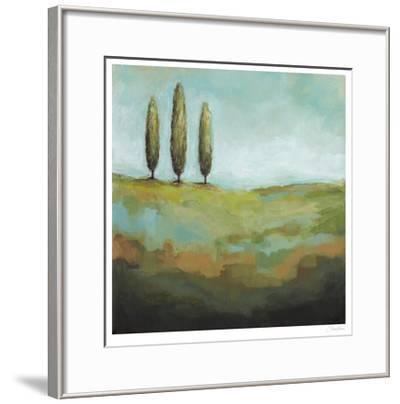 Singing Trees I-Christina Long-Framed Limited Edition