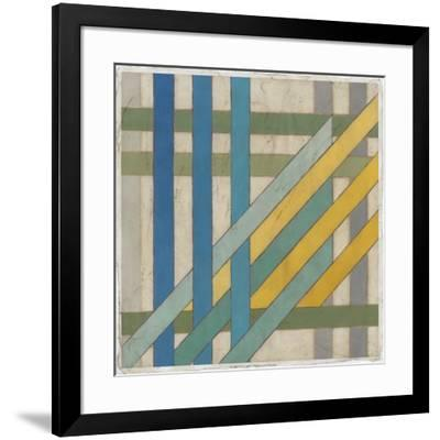 Lineate II-Megan Meagher-Framed Art Print