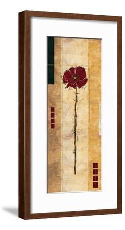 Sambar II-Linda Wood-Framed Giclee Print