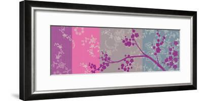 Lace Blossoms I-Max Carter-Framed Giclee Print