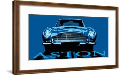 Aston-Malcolm Sanders-Framed Giclee Print