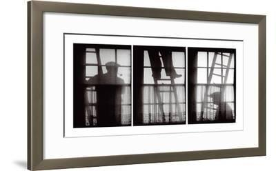 The Window Cleaners-Keith Cardwell-Framed Giclee Print
