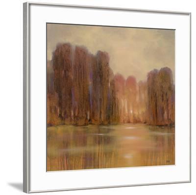Tranquil Setting III- Hall-Framed Giclee Print