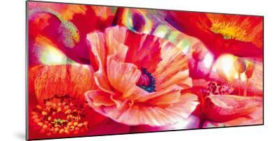 Poppy Homage-Nick Vivian-Mounted Giclee Print