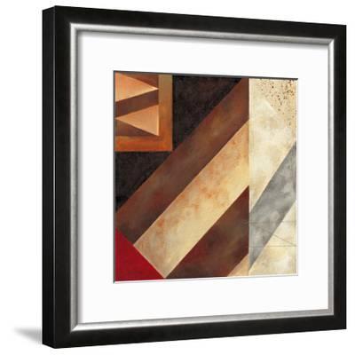Palermo III-Ellen Hudson-Framed Giclee Print