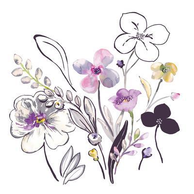 Meadow I-Sandra Jacobs-Framed Giclee Print