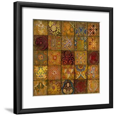 Mosaic III-Douglas-Framed Giclee Print