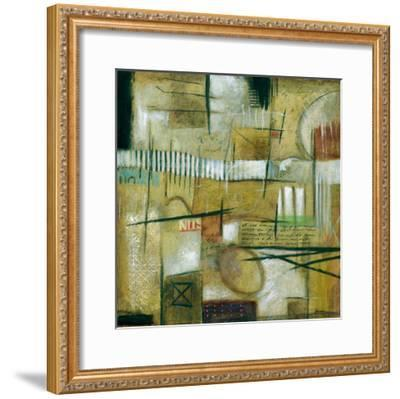 Origin Of Space I-Giovanni-Framed Giclee Print