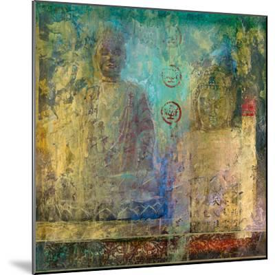 Meditation Gesture IV-Santiago-Mounted Giclee Print