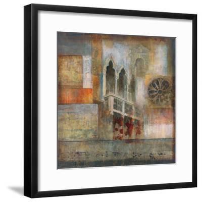 Pieces Of Tuscany I-Douglas-Framed Giclee Print