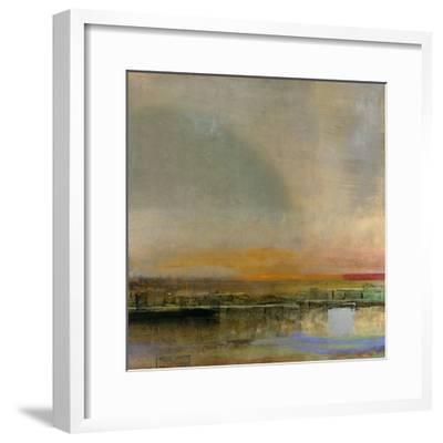 Rampart Of Destiny-Santiago-Framed Giclee Print