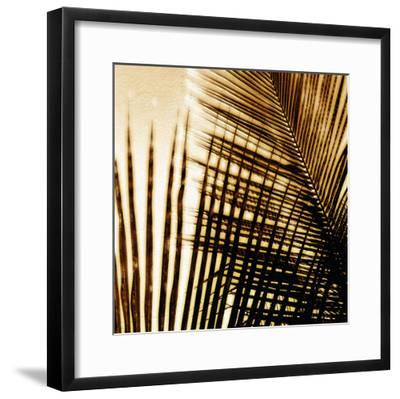 Light on Palms I-Malcolm Sanders-Framed Giclee Print