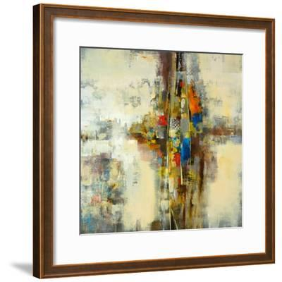 Centrifuge-Kemp-Framed Giclee Print