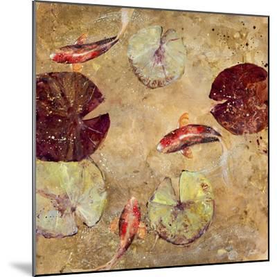 Go Fish I-Angellini-Mounted Giclee Print