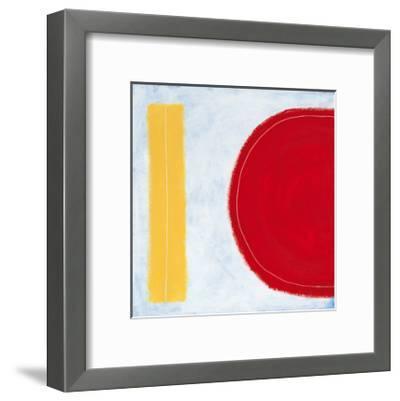 Desert Road I-Esther Wragg-Framed Giclee Print