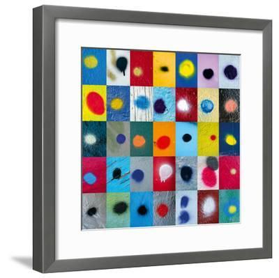 Spot the Difference-Sharon Elphick-Framed Giclee Print