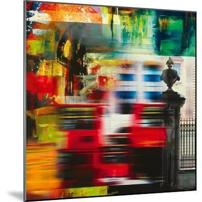 London Jazz II-Georges Generali-Mounted Giclee Print