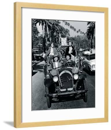 Rags To Riches-The Chelsea Collection-Framed Giclee Print