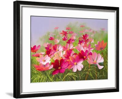 In The Pink-Mary Dipnall-Framed Giclee Print