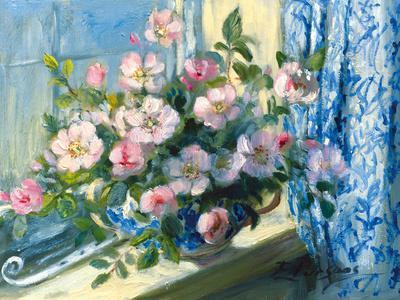 Wild Roses-Elizabeth Parsons-Giclee Print