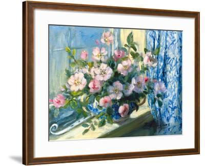 Wild Roses-Elizabeth Parsons-Framed Giclee Print
